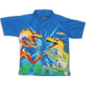 Dinopack Blue short Sleeve Dinosaur Short Sleeve 6